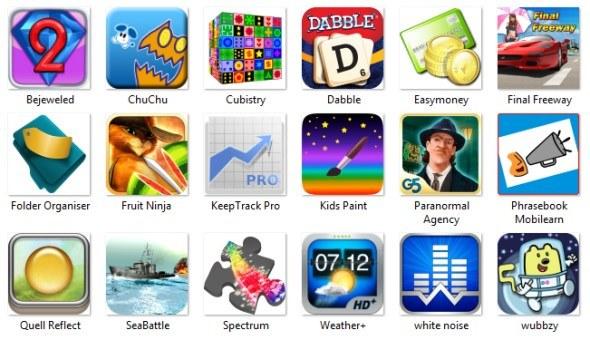18 kostenpflichtige Apps gratis im Amazon App-Shop