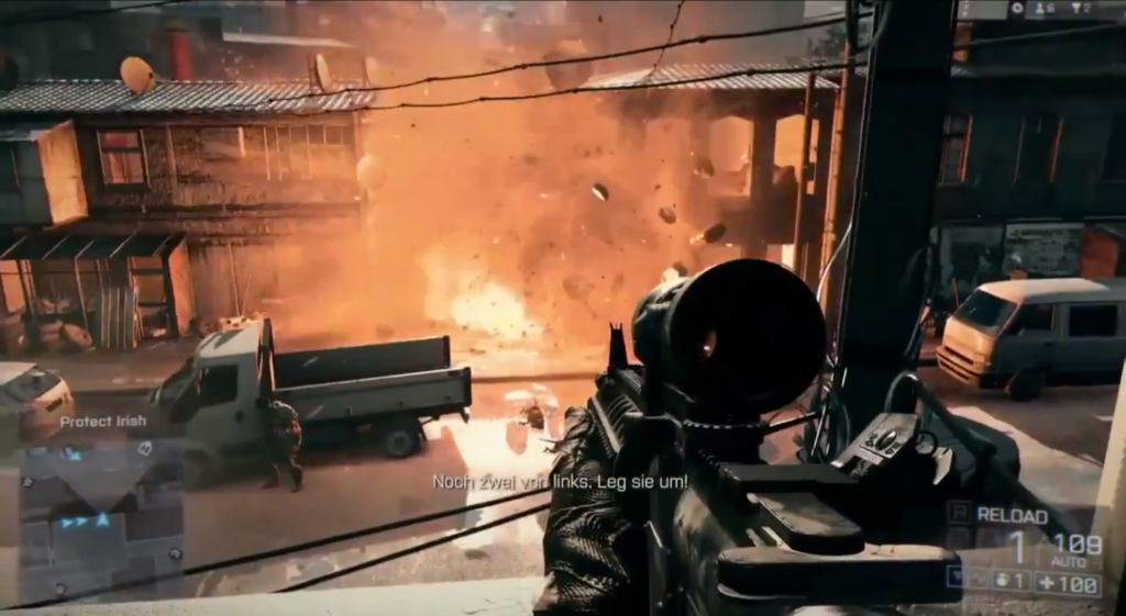 Battlefield 4: erster Gameplay Trailer erschienen