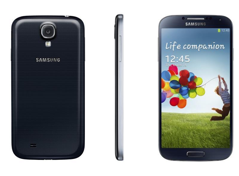 Das ist das neue Samsung Galaxy S4