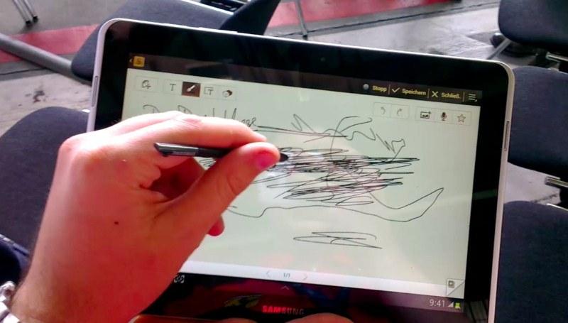 Wacom arbeitet an einem eigenen Tablet