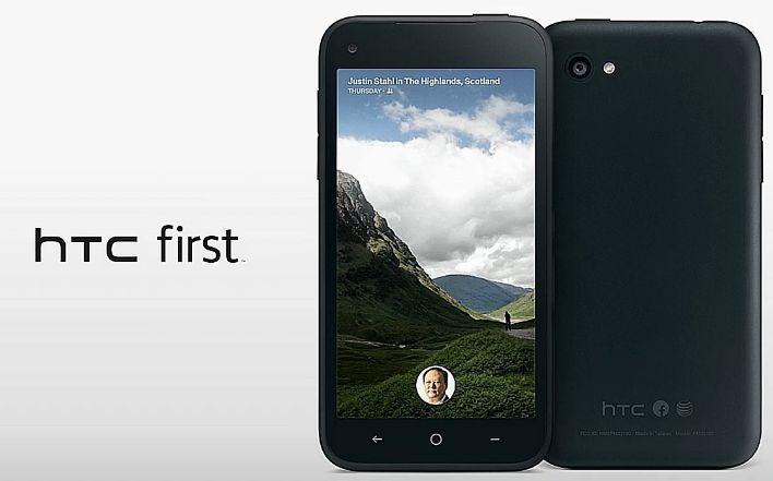 HTC First mit Facebook Home offiziell vorgestellt