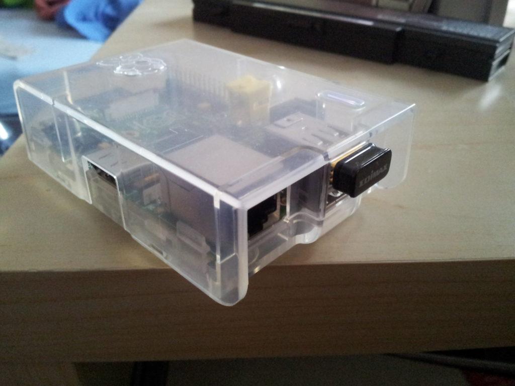 [Raspberry Pi] Das Gerät mit WLAN versorgen
