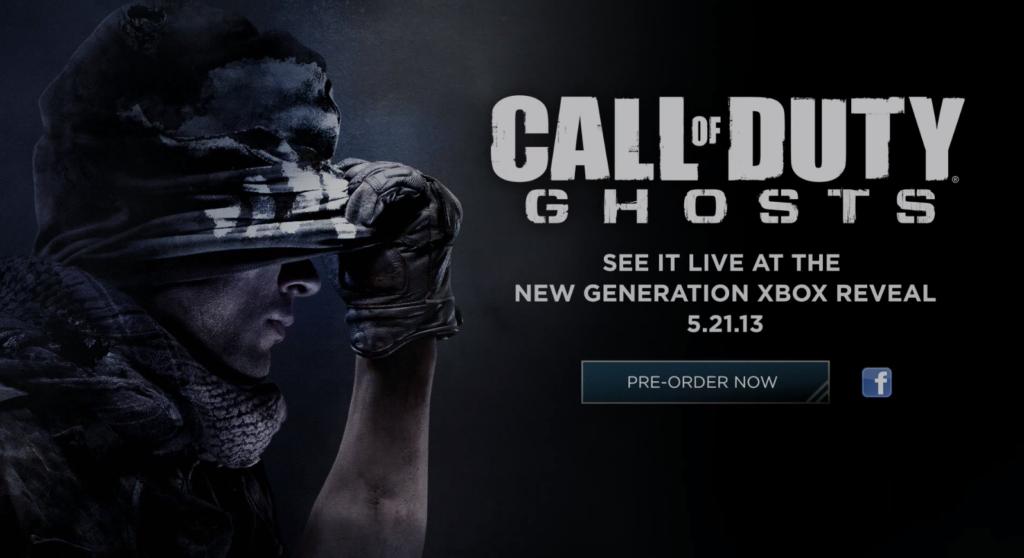 Call of Duty: Ghosts offiziell bestätigt