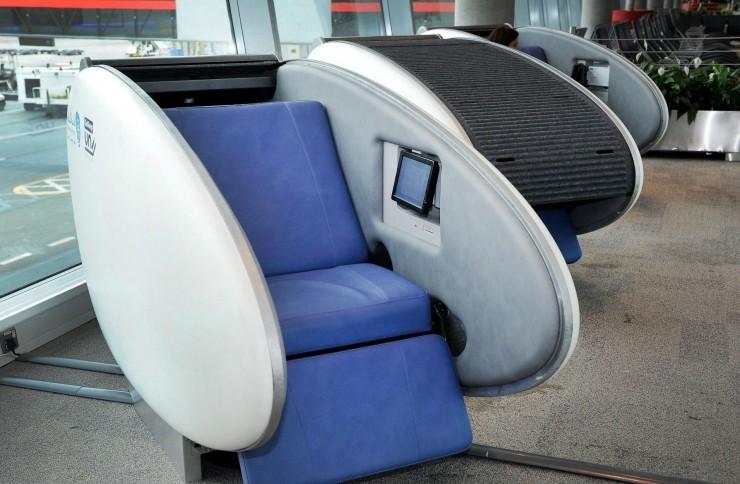 GoSleep: Nickerchen am Flughafen