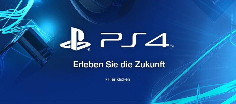 PlayStation 4 jetzt vorbestellen