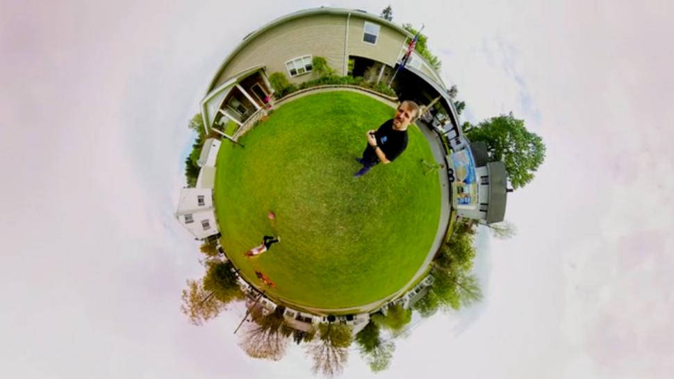 360Hero: Rundumkamera aus sechs GoPros
