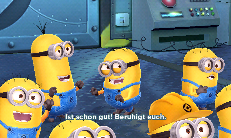 DIE App #21 – Minion Rush