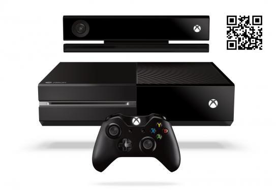 Xbox One: QR-Codes ersetzen Key-Eingabe