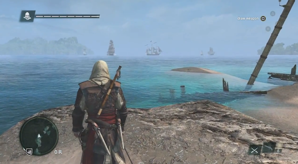 Assassin's Creed 4: 13-minütiges Gameplay