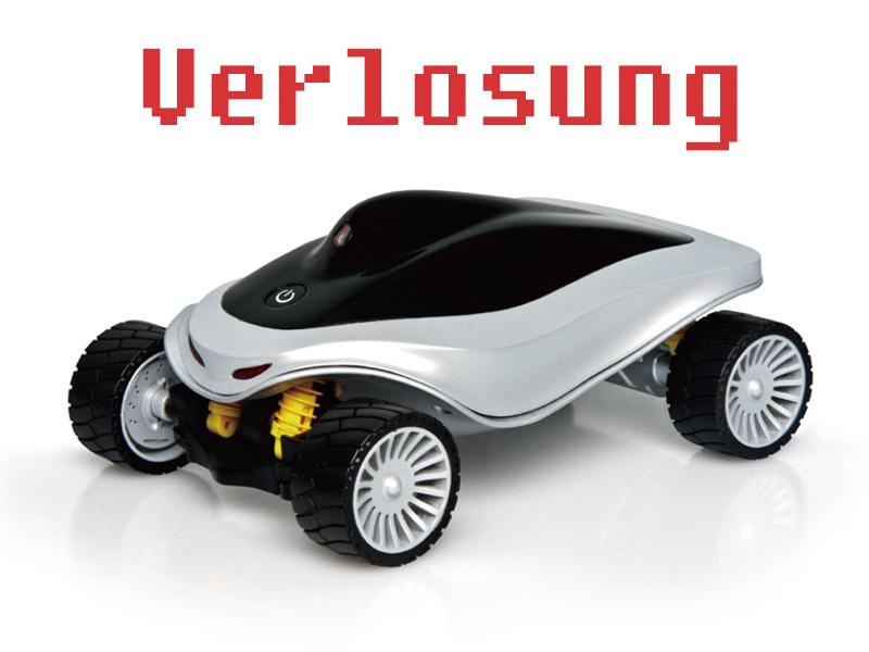 [Verlosung + Gewinner] MAPTAQ Q-CAR SpyCar
