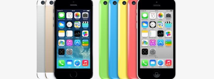 Apple: iPhone Keynote 2013 kurz und knapp zusammengefasst