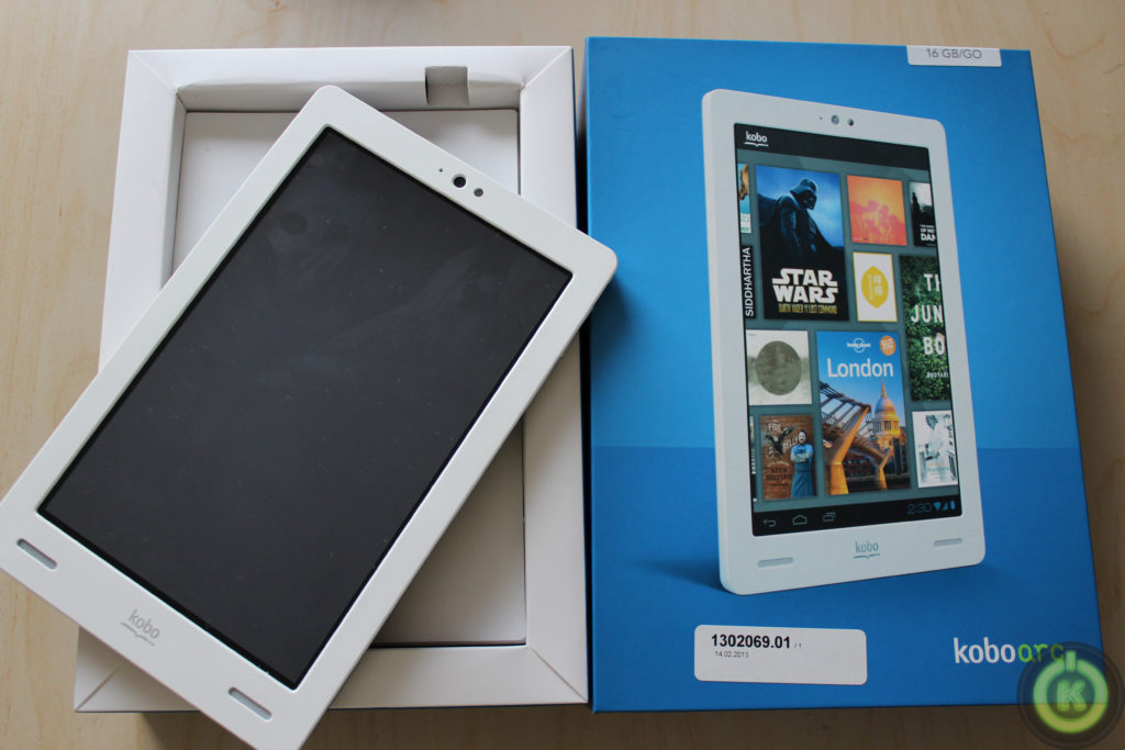 [Review] Kobo Arc