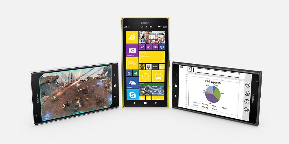 Nokia Lumia 1520 und 1320 offiziell vorgestellt