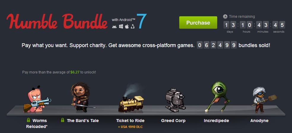 Humble Bundle 7