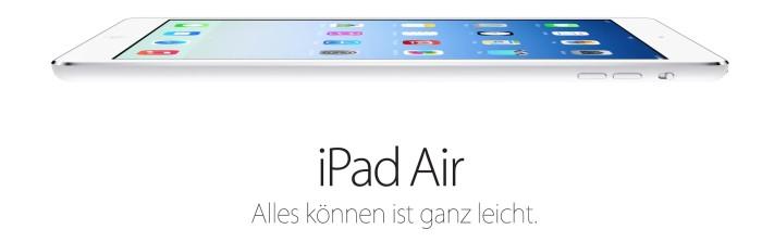 Apple Oktober Event 2013 zusammengefasst