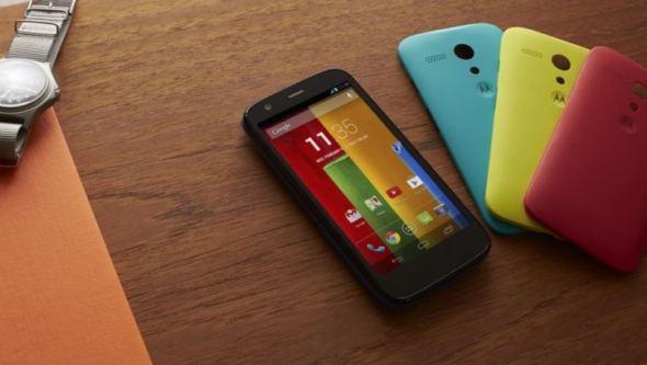 Motorola Moto G vorgestellt