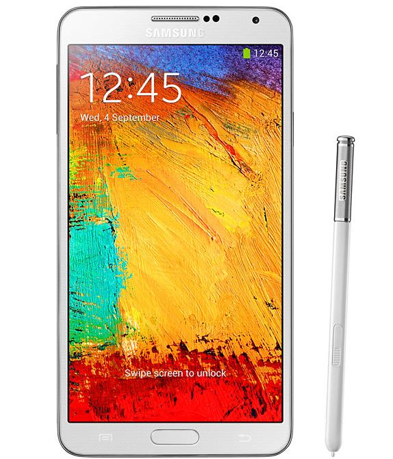 Samsung: 100€ Cashback beim Kauf eines Galaxy Note 3