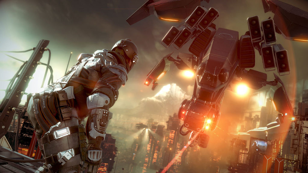 [Review] Killzone: Shadow Fall