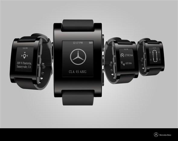 Mercedes-Benz schließt Partnerschaft mit Pebble