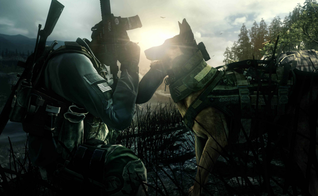 """Xbox Sign Out"": CoD Ghosts-Spieler trollt Mitspieler"