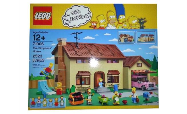 LEGO: so sieht das erste Simpsons-Set aus [Update + Preis]