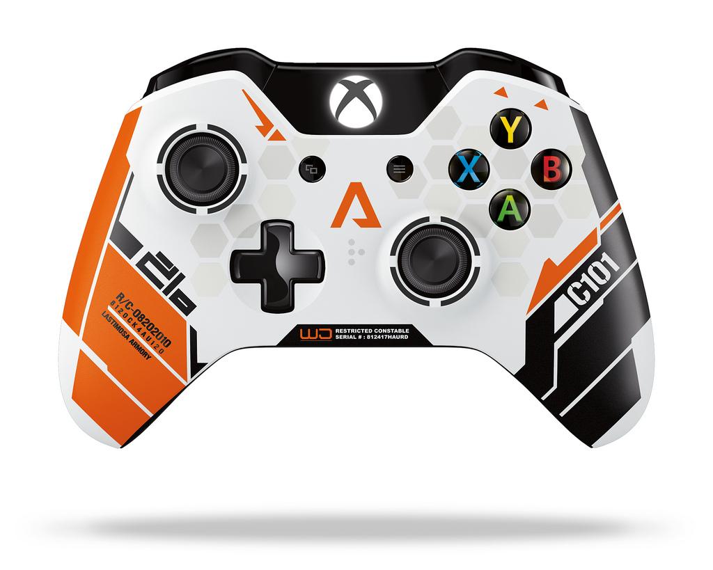 Titanfall kommt mit limitiertem Xbox One-Controller
