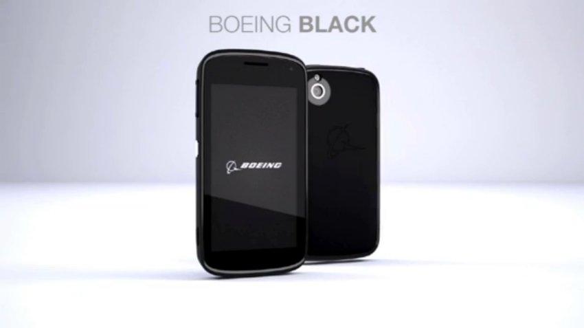 Boeing Black – Das erste Smartphone mit Selbstzerstörung
