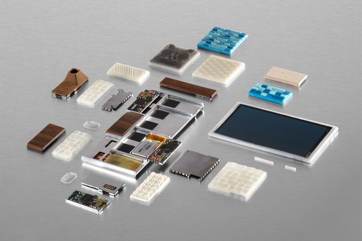Project Ara: Google lädt zur Entwicklerkonferenz des modularen Smartphones ein