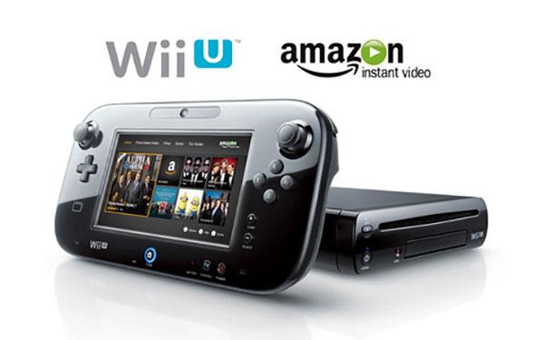 Wii U bekommt Amazon Instant Video-App