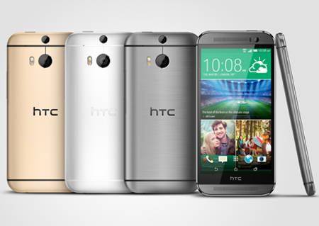HTC schummelt mit zu hohen Benchmarkwerten beim HTC One M8