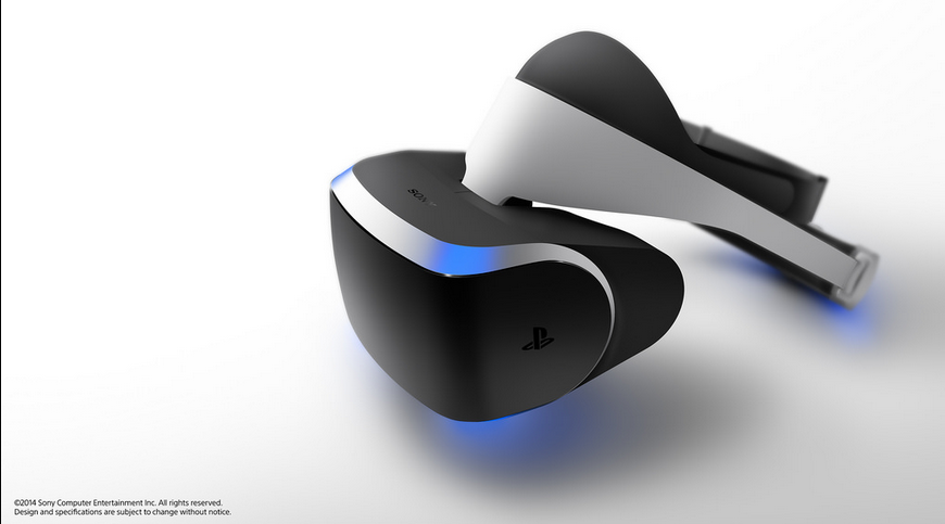 "PlayStation 4: Virtual-Reality-Brille ""Project Morpheus"" angekündigt"