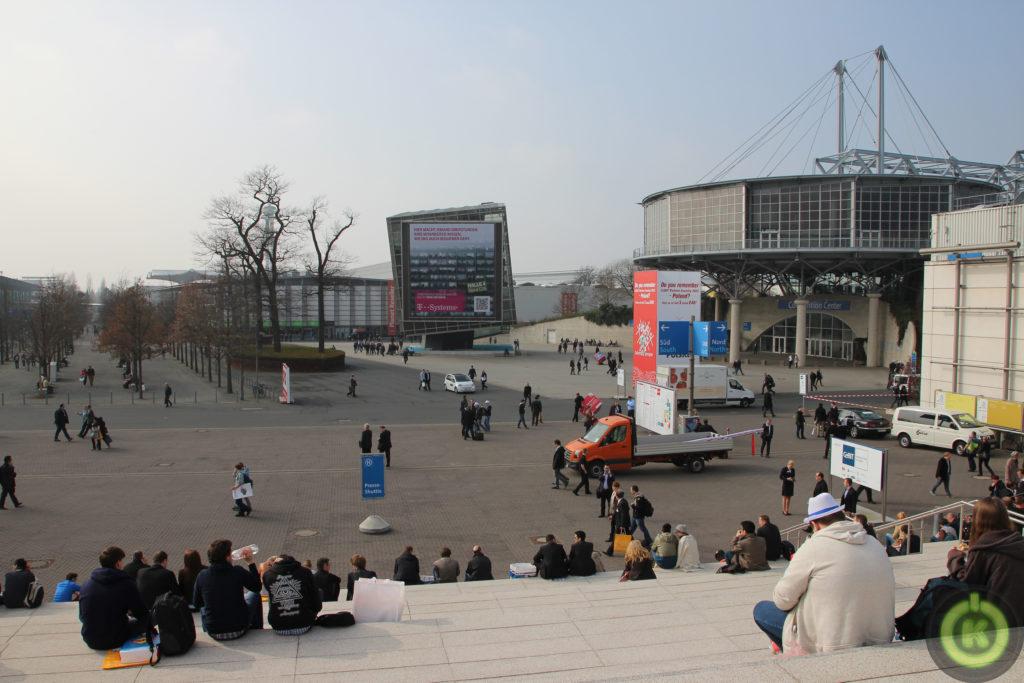 [Unterwegs] CeBIT 2014 in Hannover – Nicht so der Bringer