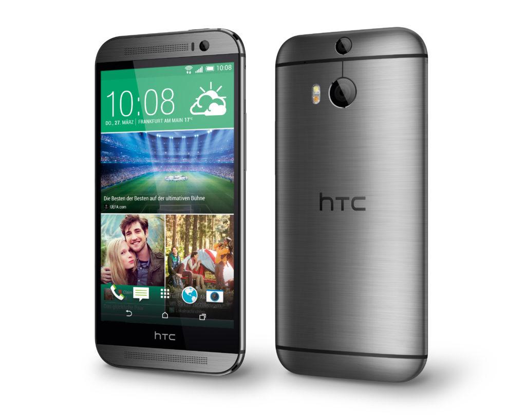 HTC One M8 offiziell vorgestellt