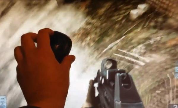 PlayStation 4: Battlefield mit Maus und Tastatur gespielt