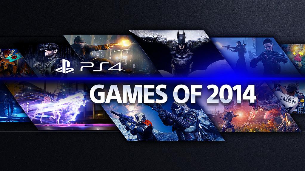 PlayStation 4: Alle Spiele im Jahr 2014