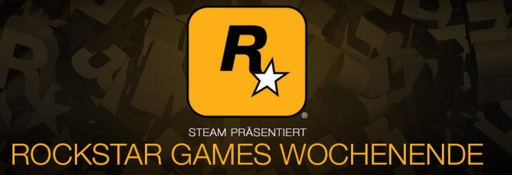 Steam: Rockstar Games Wochenende mit guten Angeboten