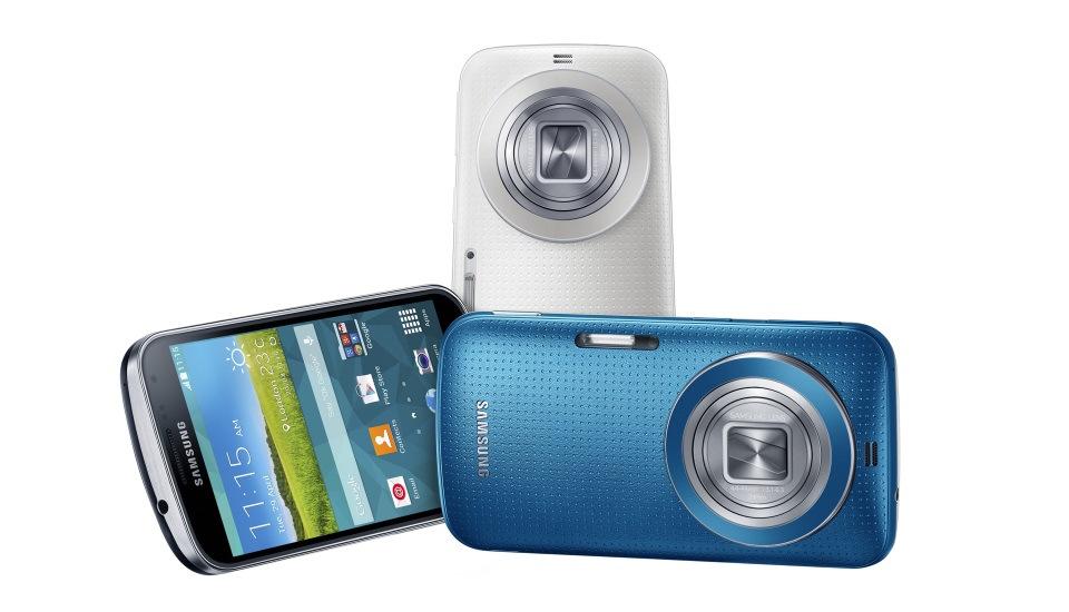Samsung Galaxy K zoom nun offiziell vorgestellt [Update]