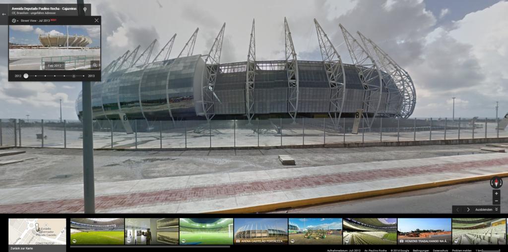 Go back in time with Street View: Zeitreise mit Hilfe des Google Dienstes