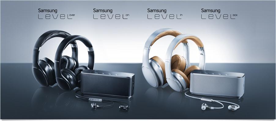 Samsung Level: Premium Audio-Produkte vorgestellt