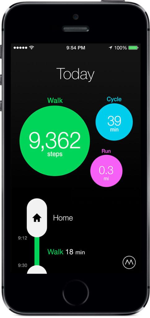 """Facebook übernimmt Fitness-App """"Moves"""""""