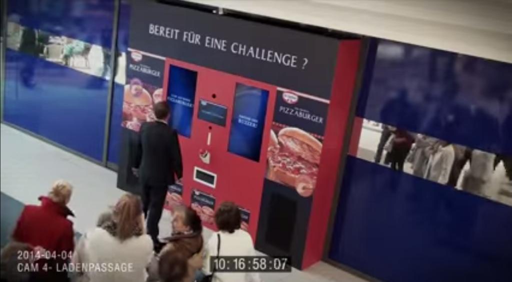 [Fundstück] Die Pizzaburger Challenge