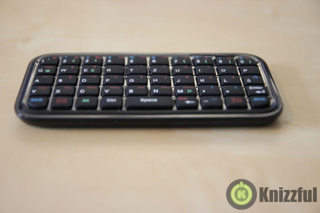 [Review] Mini Bluetooth Tastatur