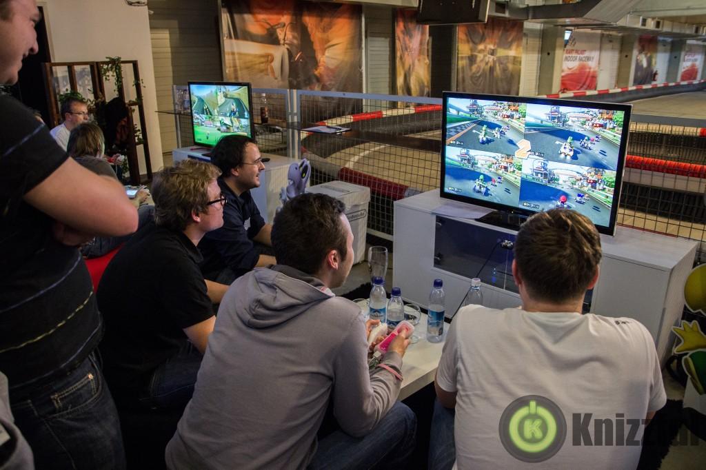 Mario Kart 8 Event von Nintendo in München