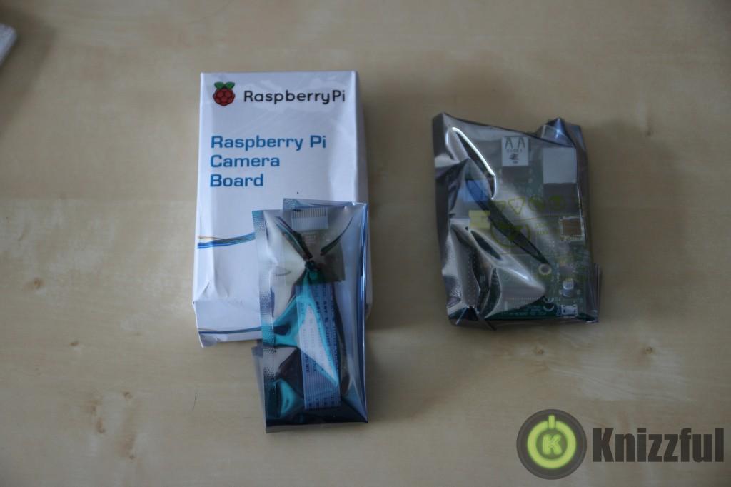Verlosung Raspberry Pi Model + Kameramodul
