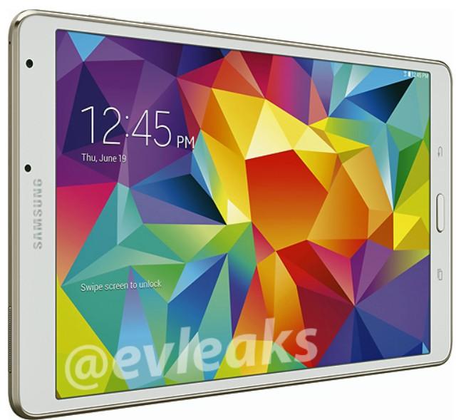 Pressebilder des Samsung Galaxy Tab S 10.5 und 8.4 aufgetaucht