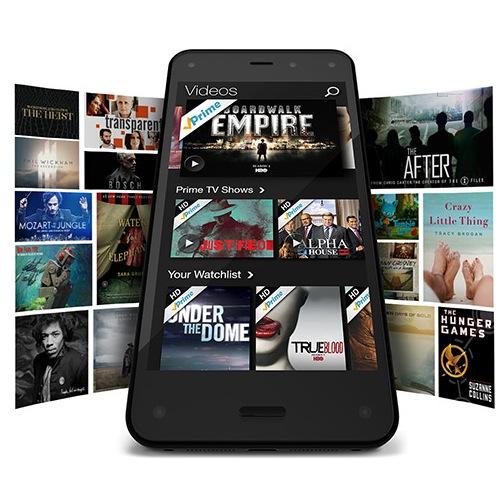 Amazon Fire Phone jetzt offiziell vorgestellt