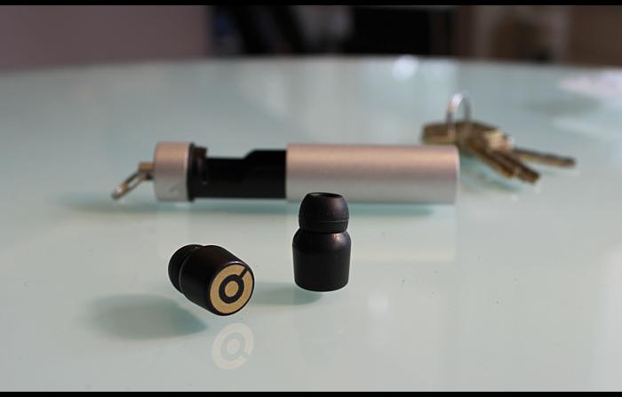 Earin: Mini Ear-In-Kopfhörer auf Kickstarter