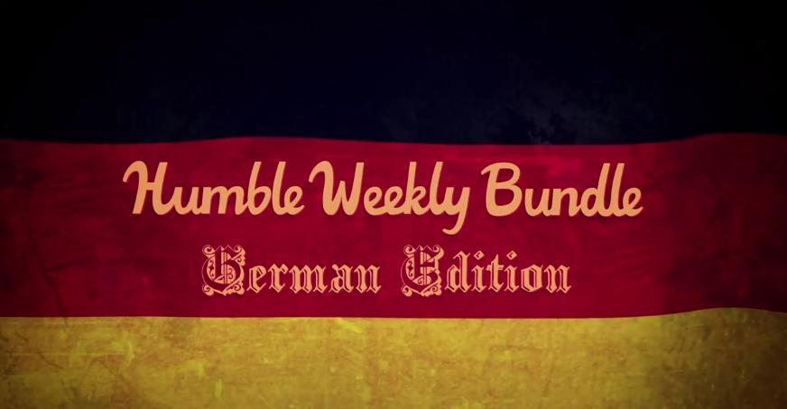 Humble Weekly Bundle: German Edition