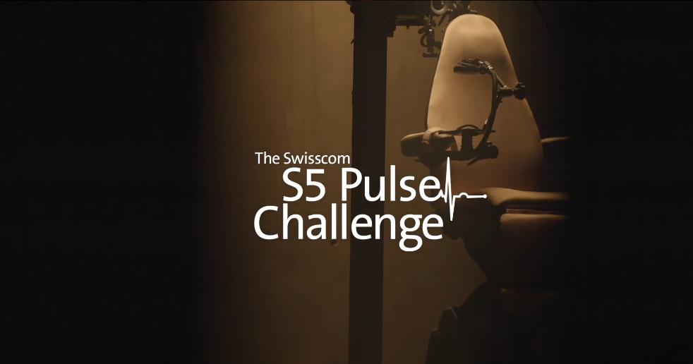 Samsung Galaxy S5 Pulse Challange
