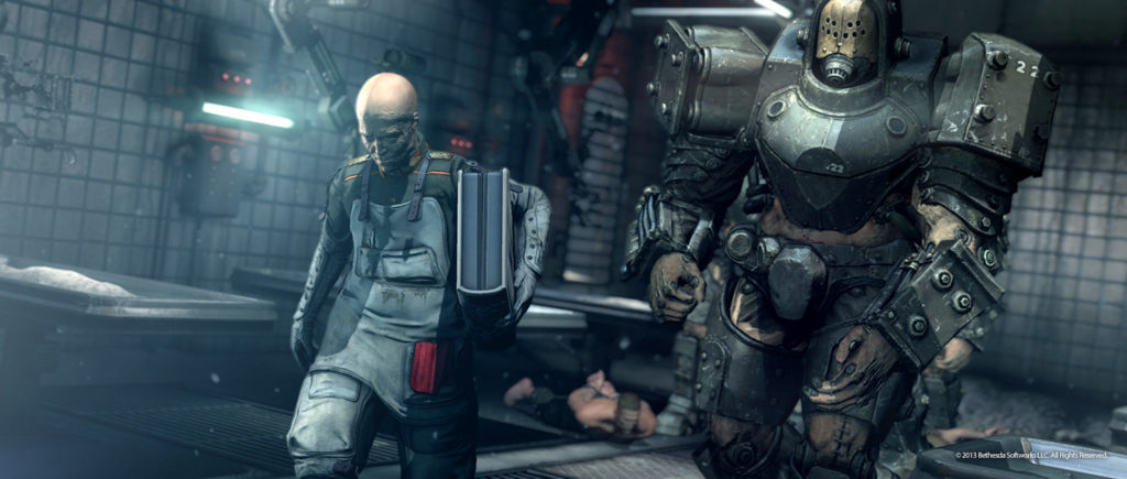 [Review] Wolfenstein – The New Order